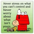 charlie brown stress 1