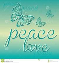 butterfly peace