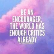 encourage 1