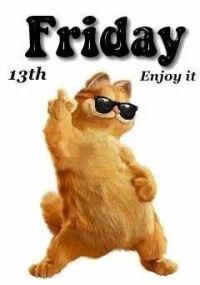 Happy Friday 13
