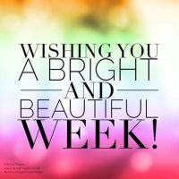 Bright week