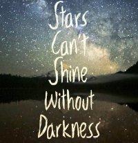 Stars can't shine