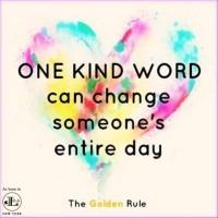 Kind word
