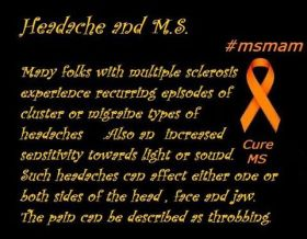 ms and headaches