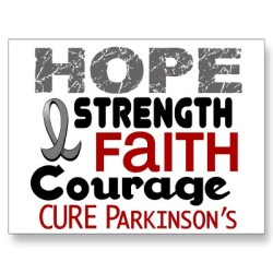 hope and cure parkinson