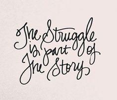 struggle 1