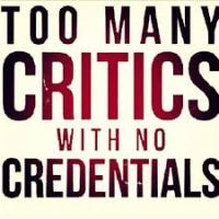 too many critics