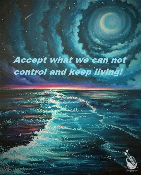 accept what we can not control