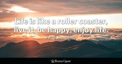quotes-about-rest-and-relaxation-life-is-like-a-roller-coaster-live-it-be-happy-enjoy-life-funny-quotes-rest-relaxation