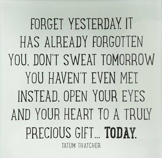 forget-yesterday