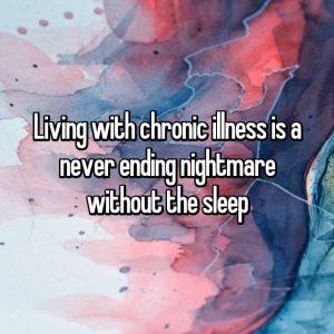 never ending nightmare