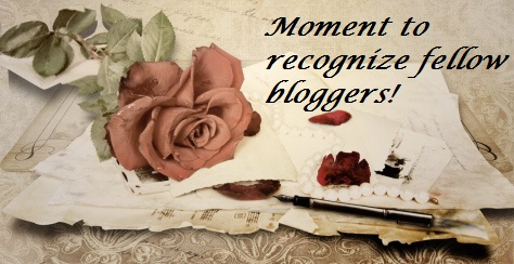 moment to recognize