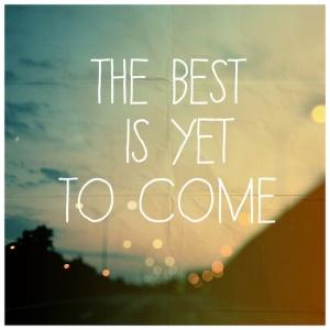 Best-is-yet
