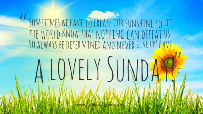 Beautiful Sunday Morning Quotes and + Beautiful Good Morning Sunday Messages - Freshmorningquotes