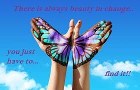 beauty in change