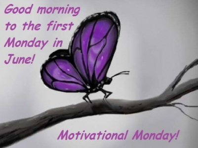 Butterfly Motivational Monday