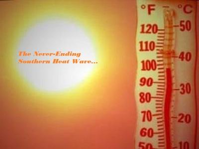 southern heat wave