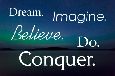 dream image believe