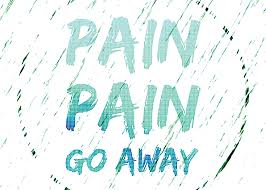 pain go away