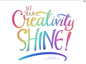 Zenspirations®_by_Joanne_Fink_Blog_12_4_17_Let_Ypur_Creativity_Shine