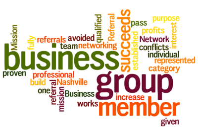 BusinessReferralNetworkNashvilleMissionWordle