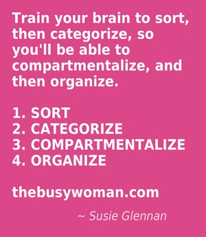 sort-categorize-compartmentalize-organize