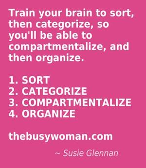 sort-categorize-compartmentalize-organize