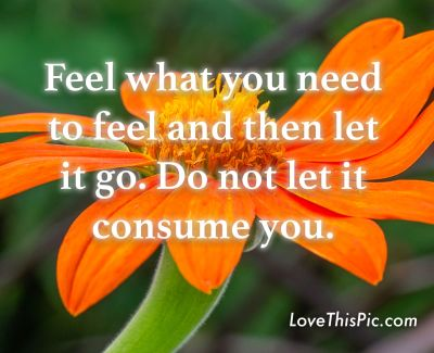 feel what you need