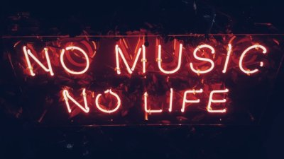 no music no life