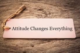 Individuals attitute