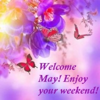 Welcome May